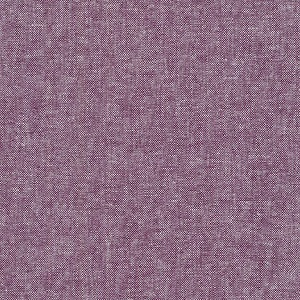 Robert Kaufman - Essex Yarn Dyed Linen/Cotton Blend - Eggplant