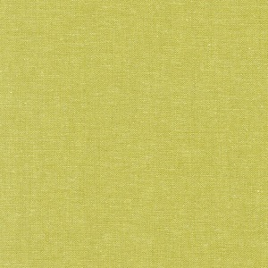 Robert Kaufman - Essex Yarn Dyed Linen/Cotton Blend - Pickle
