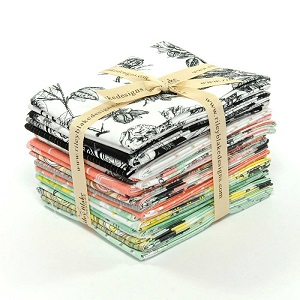 Riley Blake Designs - Sew Charming - Fat Quarter Bundle of 20 Pieces