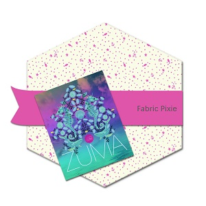 Tula Pink - Zuma - Hexagon Pre-Cut 42 Pieces
