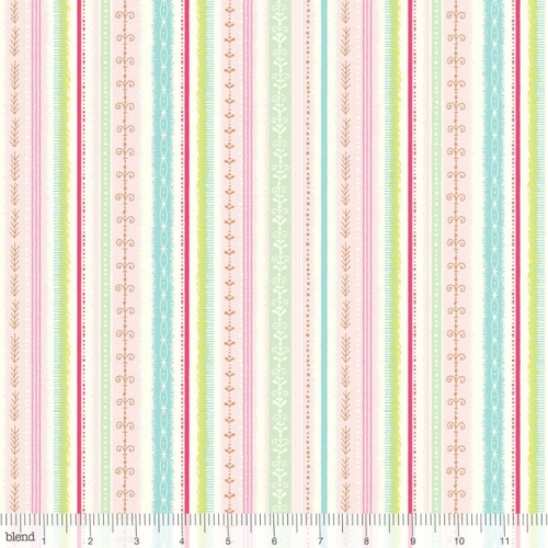 Blend Fabrics - Christmas Dear - Beribboned Pink