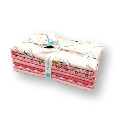 Riley Blake Designs - Wonderland 2 - 1 Yard Bundle in Pink