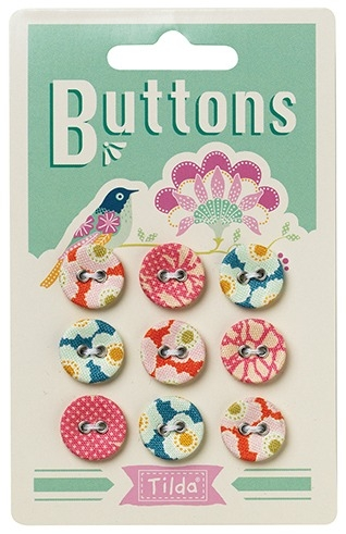 Tilda - Harvest - Buttons 15mm