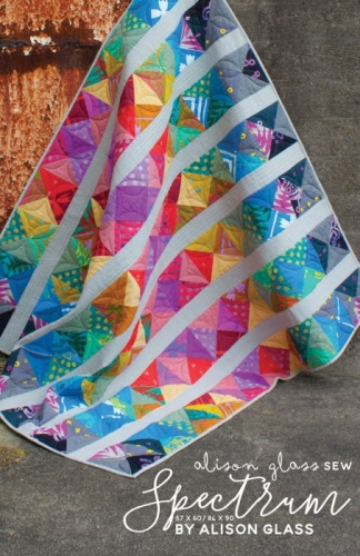 Alison Glass - Spectrum Quilt Pattern