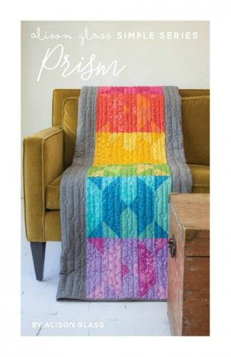 Alison Glass - Prisim Quilt Pattern