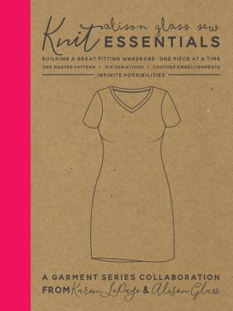 Alison Glass - Knit Essentials Garment Booklet