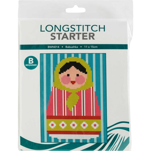Long Stitch Starter Kit  - Babushka
