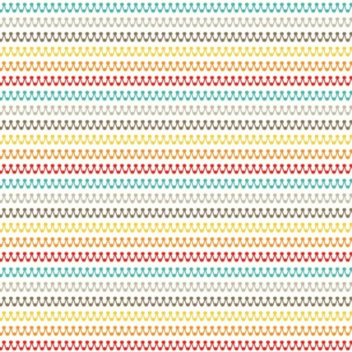 Riley Blake Designs - Boy Crazy Stripes in Multi