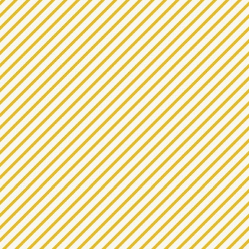 Riley Blake Designs - Unforgettable - Wallpaper Stripe in Yellow *** REMNANT PIECE 33CM X 112CM ***