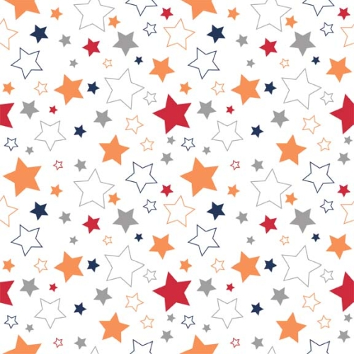 Riley Blake Designs - Cotton Stars Boy
