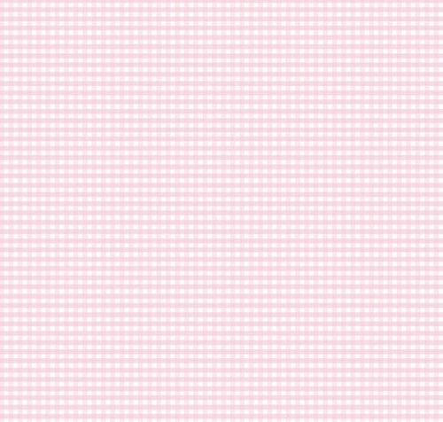 Riley Blake Designs - 1/8 Inch Small Gingham in Baby Pink