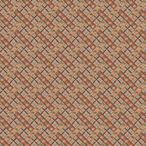 Penny Rose Fabrics - Penelope Plaid in Pink *** REMNANT 1.62 METRE PIECE ***