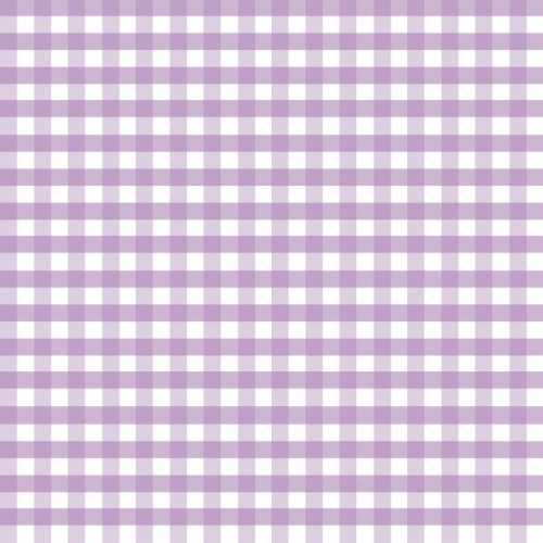 Riley Blake Designs - 1/4 Inch Medium Gingham in Lavender