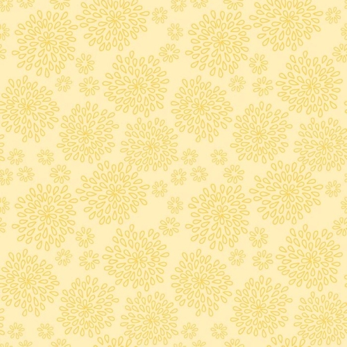 Riley Blake Designs - Lulabelle - Petal in Yellow