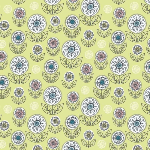 Riley Blake Designs - Dutch Treat - Garden Green