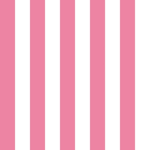 Riley Blake Designs - Cotton Stripes - One Inch - Hot Pink