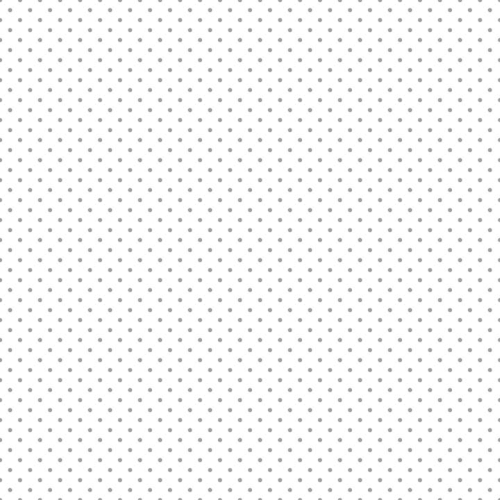 Riley Blake Designs - Swiss Dot in Grey on White