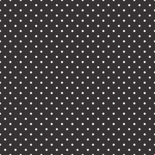 Riley Blake Designs - Swiss Dot in Black
