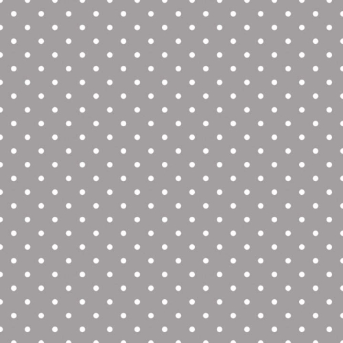 Riley Blake Designs - Swiss Dot in Grey