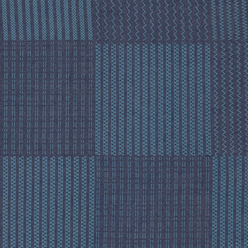 Art Gallery Fabrics - The Denim Studio - Allover Bartacks *** FAT QUARTER ***