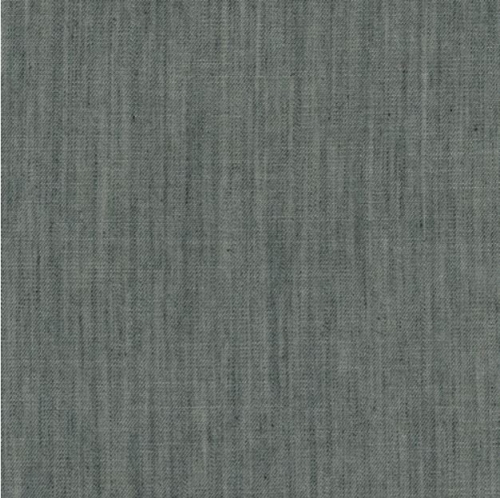 Art Gallery Fabrics - The Denim Studio - Solid Smooth Denim - Cool Foliage