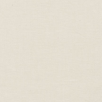 Robert Kaufman - Essex Linen/Cotton Blend - Champagne  *** REMNANT PIECE 69CM X 112CM ***