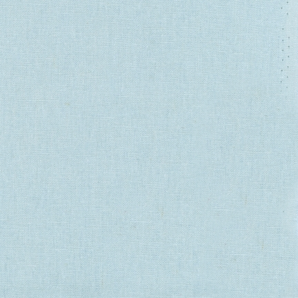 Robert Kaufman - Essex Linen/Cotton Blend - Light Blue