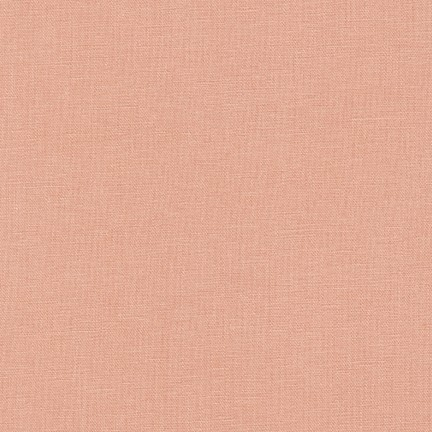 Robert Kaufman - Essex Linen/Cotton Blend - Rose