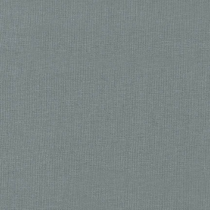 Robert Kaufman - Essex Linen/Cotton Blend - Graphite