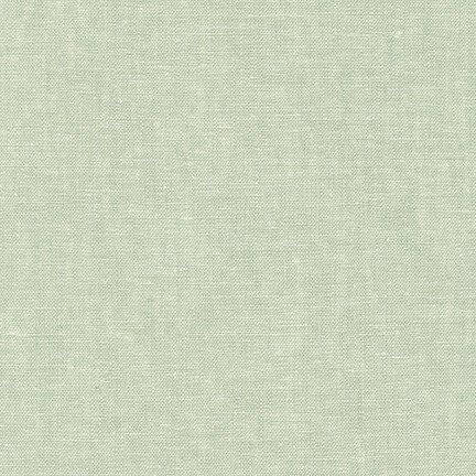 Robert Kaufman - Essex Yarn Dyed Linen/Cotton Blend - Seafoam