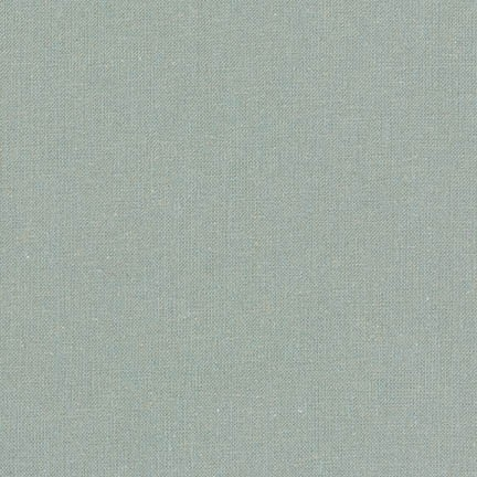 Robert Kaufman - Essex Yarn Dyed Linen/Cotton Blend - Dusty Blue
