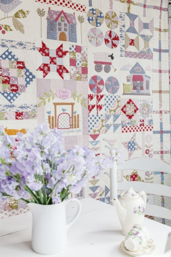 The Birdhouse Foxley Village Quilt Pattern