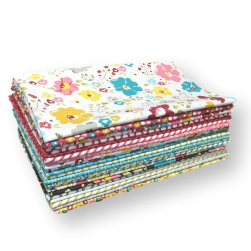 Riley Blake Designs - Unforgettable Half Metre Bundle 21 fabrics