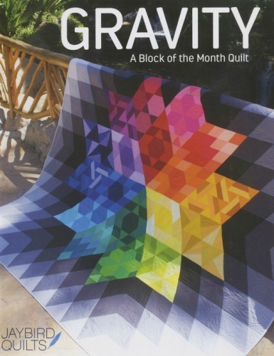 Jaybird Quilts Gravity Quilt Pattern Book