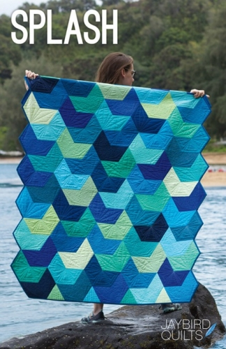 Jaybird Quilts - Splash Quilt Pattern