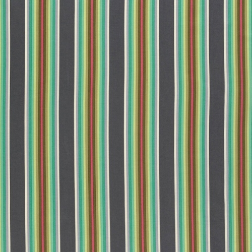 Freespirit - Chipper by Tula Pink - Mint Tick Tock Stripe ***REMNANT PIECE 39CM X 112CM***