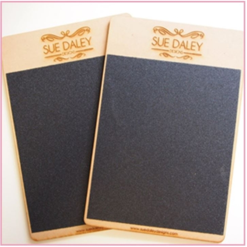 Sue Daley Designs - Sand Paper Board