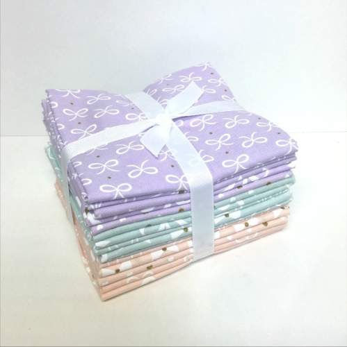Michael Miller - Wee Sparkle - Fat Quarter Bundle of 18 fabrics