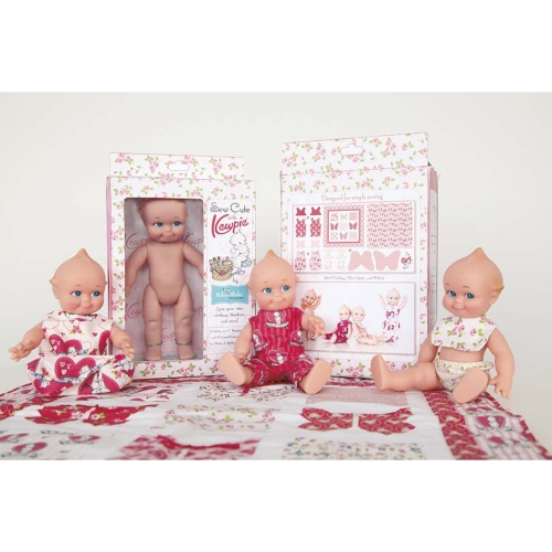 Riley Blake Designs - Kewpie Doll and Accessories Kit