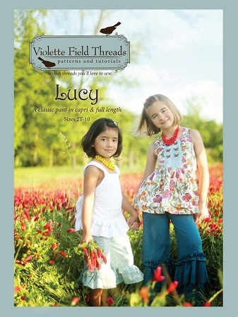 Lucy - Violette Field Threads Pants Pattern