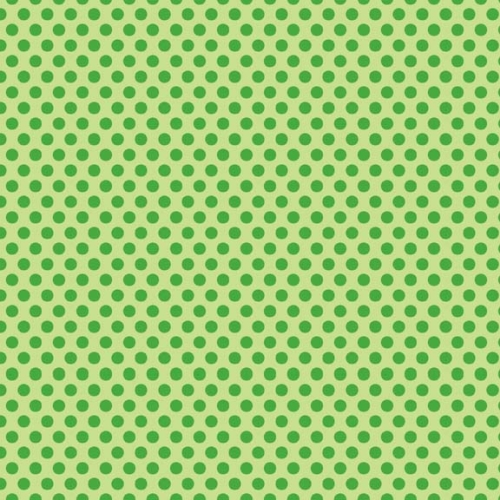 Riley Blake Designs - Zoofari - Dots in Green