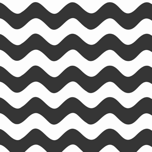 Riley Blake Designs - Wave in Black