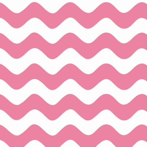 Riley Blake Designs - Wave in Hot Pink