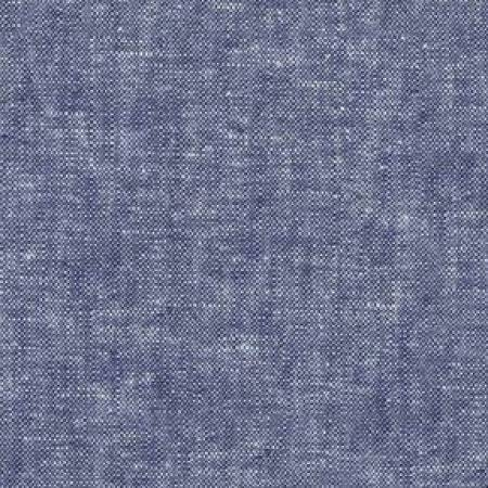 Robert Kaufman - Essex Yarn Dyed Linen/Cotton Blend - Denim