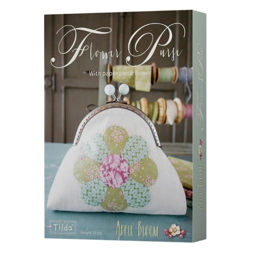 Tilda - Apple Bloom Purse Kit