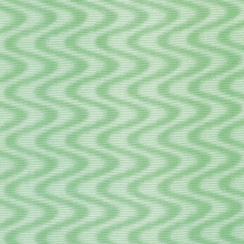 FreeSpirit - Snapshot by Verna Mosquera - Mint Moire  *** REMNANT 1.5 METRE PIECE ***