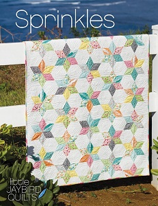 Jaybird Quilts - Sprinkles Baby Quilt Pattern