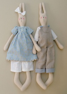 Melly and Me - Pocket and Floss Pattern