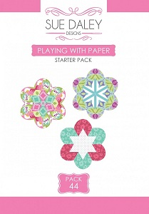 Sue Daley Designs - Playing with Paper Pack 44