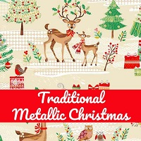 Traditional Metallic Christmas